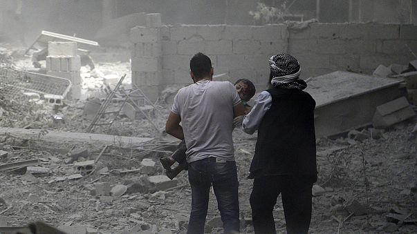 Сирия: в Пальмире взорван ещё один храм