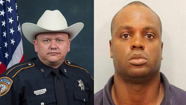 Texas : un policier blanc froidement abattu par un Afro-américain