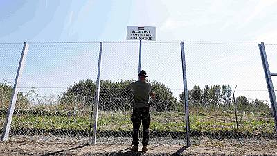 Hungary summons French ambassador over border fence row