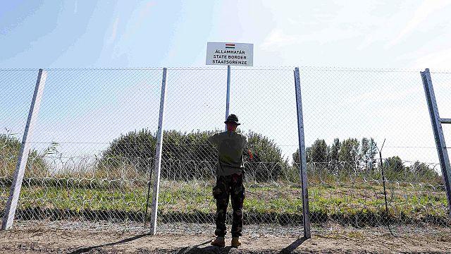 8800 határsértőt fogtak el Magyarországon a hétvégén