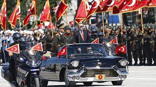 Tag des Sieges in der Türkei