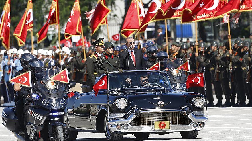 La Turquie célèbre le jour de la Victoire