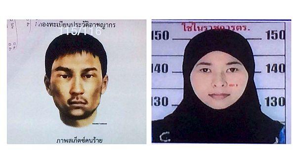 Nach Bangkok-Anschlag: Zwei Verdächtige werden gesucht