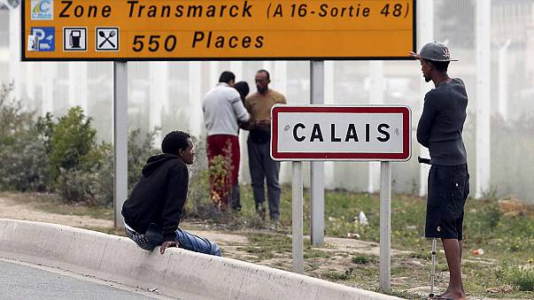 Migrant Crisis Live: Calais news conference by French ministers and senior EU officials