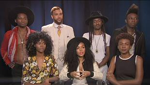 Wondaland artists use 'sound as a weapon' for Black Lives Matters