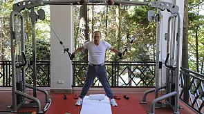 Putin e Medvedev a