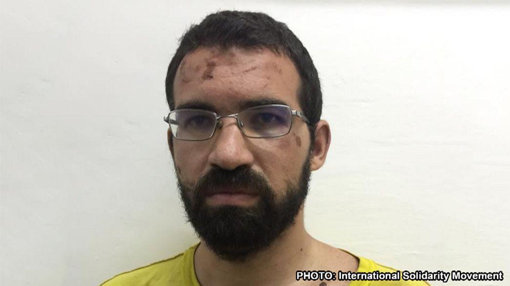 Israele: rilasciato l'attivista Vittorio Fera