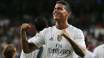 El Real Madrid acaba con su sequía goleadora y el Barça cumple