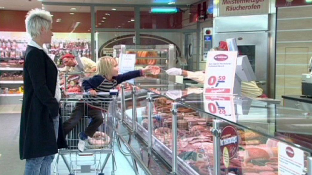 Inflation im Euroraum gleicht sich selbst