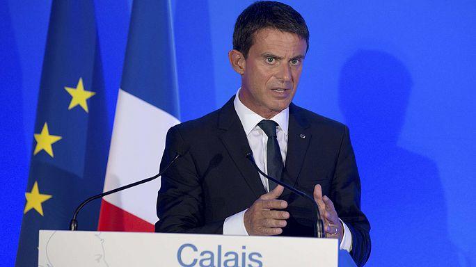French PM Valls urges EU solidarity amid unprecedented migrant crisis