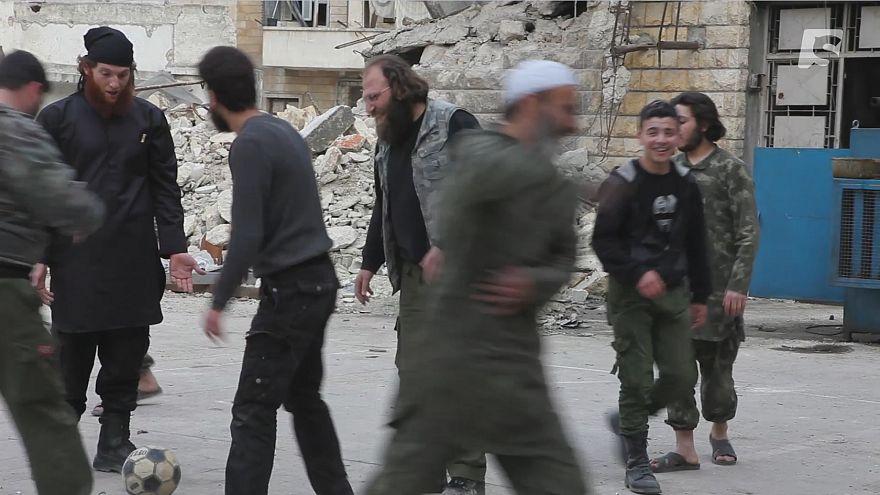 Syrien: Französische Reporter schildern den Alltag der Dschihadisten