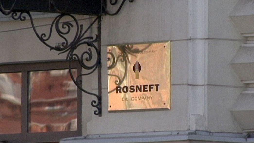 Rosneft gana un 22% menos en el último trimestre por la caída del petróleo