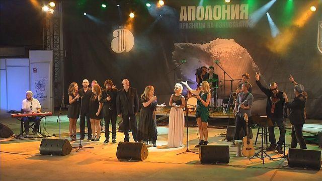 """مهرجان""""أبولونيا"""" يكرم المبدعين البلغار"""