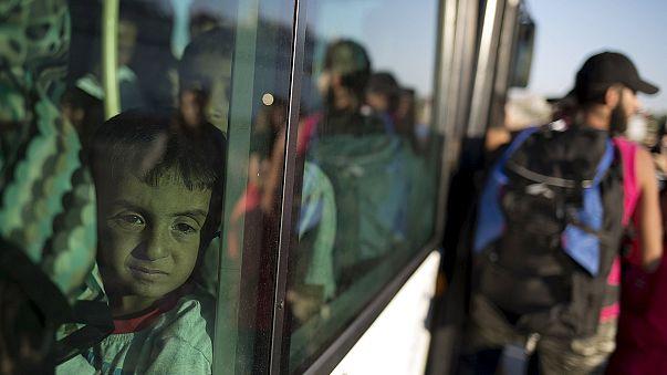 Crise migratoire : l'UE en quête de solidarité