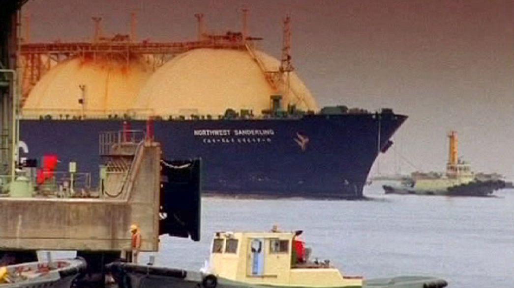 ENI anuncia descoberta de maior jazida de gás natural no Mediterrâneo