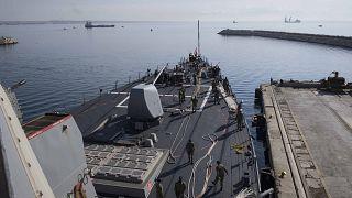 Image: USS Donald Cook