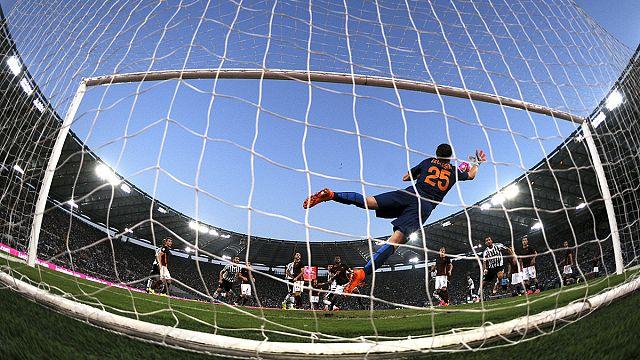 Korner: Juventus dipte, Fekir uçuyor