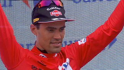 Vuelta 2015: Sbaragli vence em Castellón, Dumoulin mantém liderança