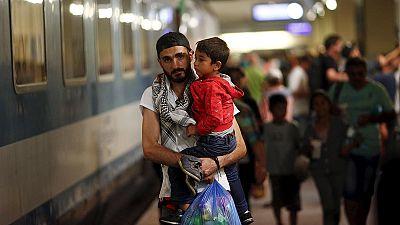 Flüchtlingskrise in Ungarn: Der Staat fühlt sich im Stich gelassen