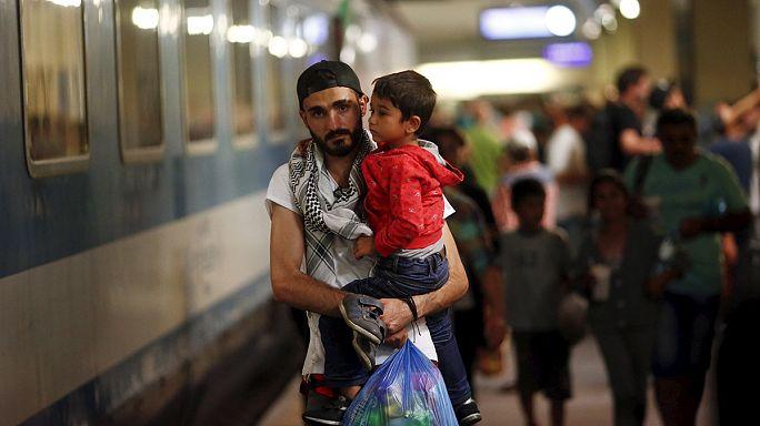 Ilyen sok menekült ellátását nem tervezte a magyar költségvetés