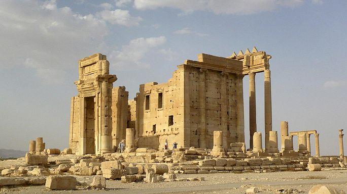 """Боевики """"Исламского государства"""" уничтожили храм Бэла в Пальмире"""