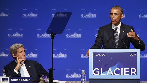 Обама призвал активизировать борьбу с глобальным потеплением