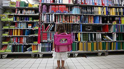 Schulanfang: Sommer vorbei in Frankreich