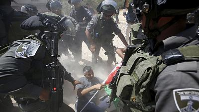 Varios palestinos y un soldado israelí heridos en tiroteos en la Cisjordania ocupada