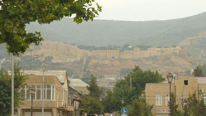 دربند في داغستان: ملتقى حضارات وأديان متعددة