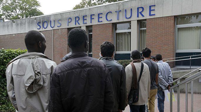 A magyar kamionosok aggódnak Calais-ban a migránsok miatt