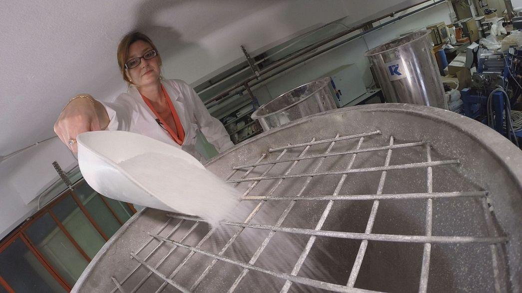 Bioplástico feito a partir de soro de leite