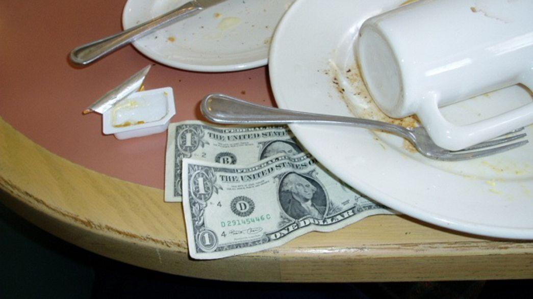 Immer quält das Trinkgeld - muss das wirklich sein?