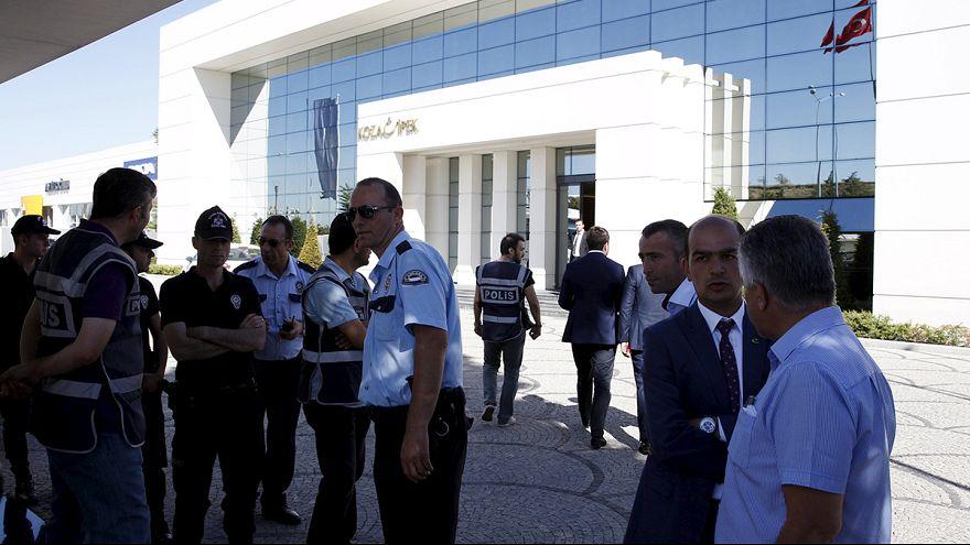 La presse à nouveau prise pour cible en Turquie