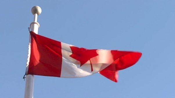 Le Canada en récession au 2ème semestre