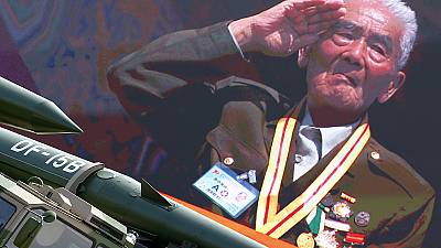 China-Japan war pain still festers