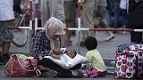 Egyre több nő és gyermek menekül a Balkánon át az EU-ba