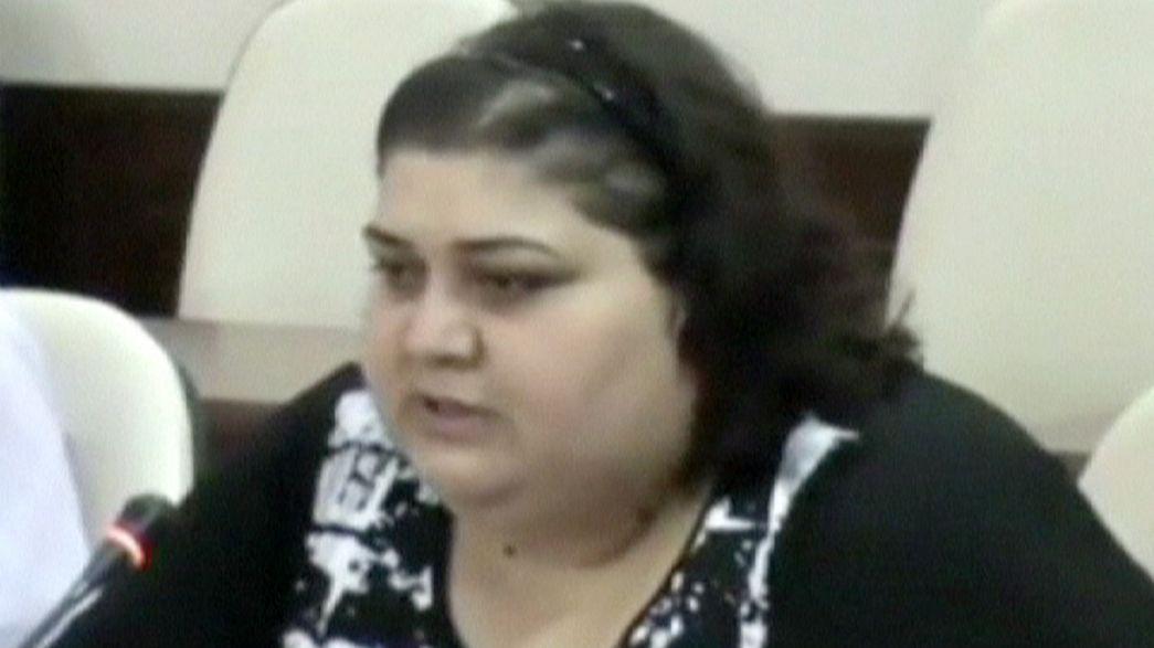 Azerbaijan: sette anni e mezzo di carcere per la giornalista Ismayilova