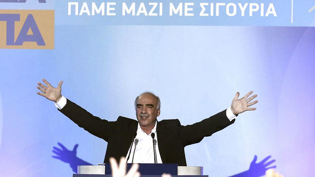 حزب الديمقراطية الجديدة اليوناني يحشد الأنصار للانتخابات المقبلة