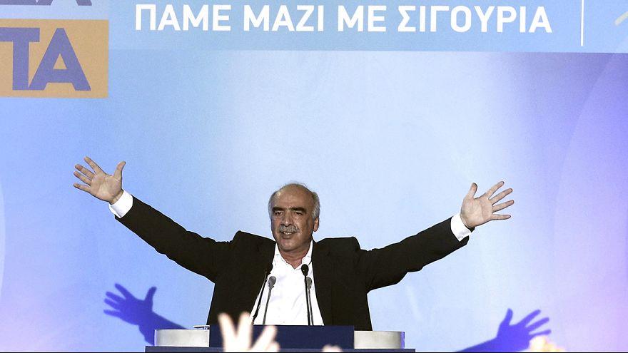 Yunanistan'da seçim rekabeti kızıştı