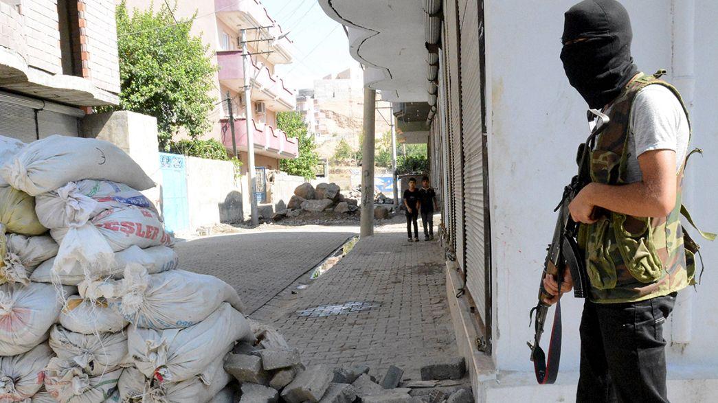 Türkei: Soldat bei Gefecht an syrischer Grenze getötet