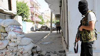 Un soldado turco muerto por disparos procedentes de Siria