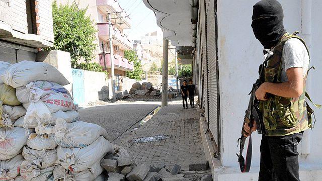 Турецкий солдат погиб в перестрелке на границе с Сирией