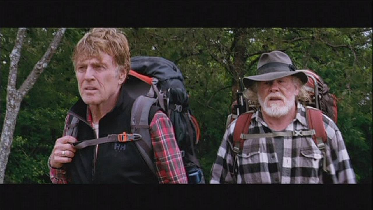 """A Walk in the Woods"", la nueva comedia protagonizada por Robert Redford"