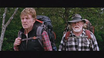 Redford and Nolte take a hike in A Walk in the Woods