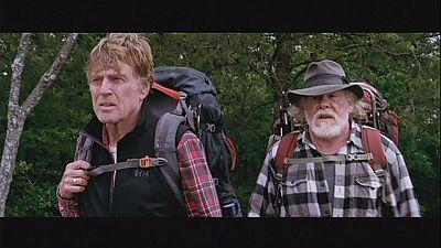 Redford: passeggiando nel bosco