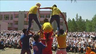 Gli sconfinati mondi del circo afghano