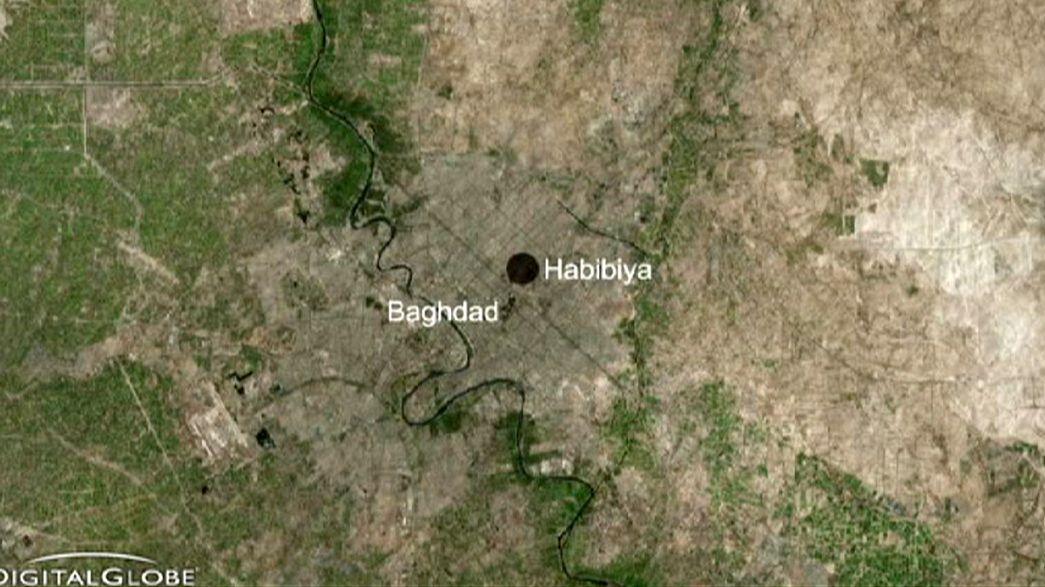Achtzehn türkische Bauarbeiter in Bagdad entführt