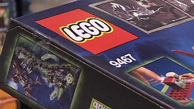 Lego back at No.1 after profits surge