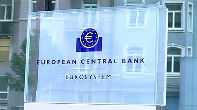 El BCE, bajo la presión de la tormenta financiera china y la revalorización del euro