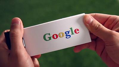 Company logo change makes news – but this is Google